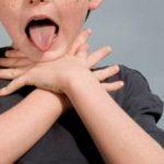 La asfixia o dificultad para respirar
