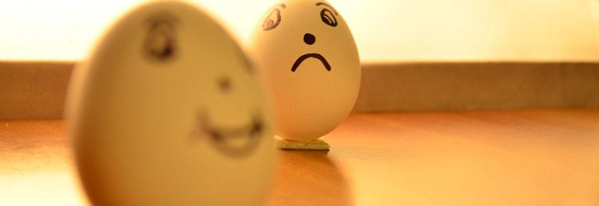 Las emociones se contagian. En busca de las emociones positivas