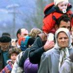 Los traumas de los refugiados