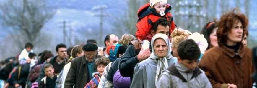 refugiados - Los traumas de los refugiados