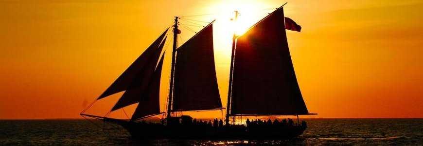 barco navegando - Cómo formular un buen objetivo