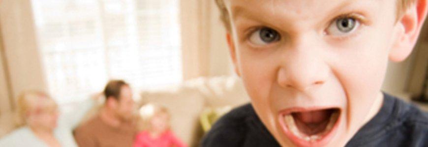 conducta infantil - Trastornos de conducta en niños