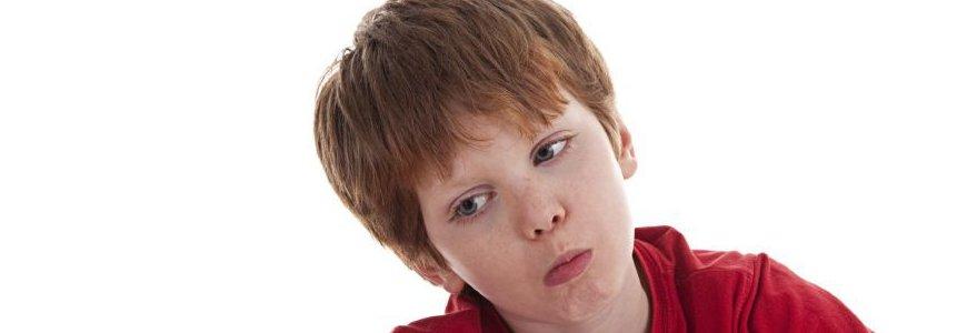 TDAH infantil - Déficit de atención