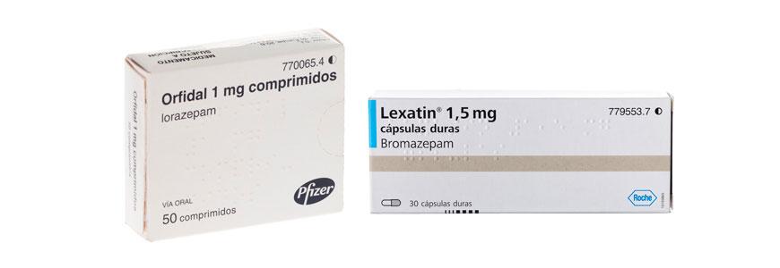orfidal o lexatin